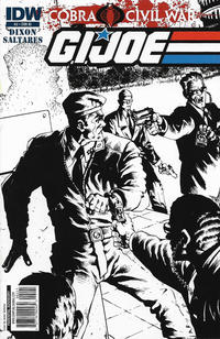 Cover Thumbnail for G.I. Joe (IDW, 2011 series) #2 [Cover RI]