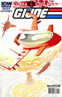 Cover Thumbnail for G.I. Joe (IDW, 2011 series) #4
