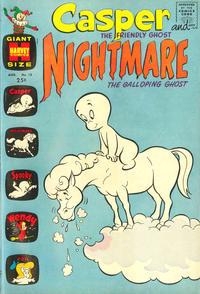 Cover Thumbnail for Casper & Nightmare (Harvey, 1964 series) #13