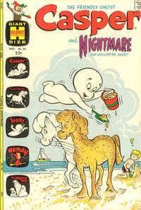 Cover Thumbnail for Casper & Nightmare (Harvey, 1964 series) #34