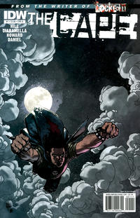 Cover Thumbnail for The Cape (IDW, 2011 series) #1