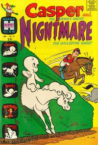 Cover Thumbnail for Casper & Nightmare (Harvey, 1964 series) #16