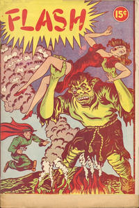Cover Thumbnail for Flash (Superior Publishers Limited, 1948 series)