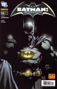 Cover Thumbnail for Batman (Panini Deutschland, 2007 series) #56