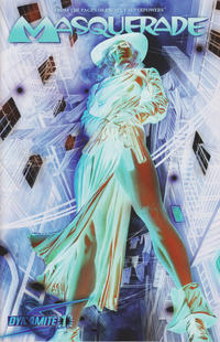 Cover Thumbnail for Masquerade (Dynamite Entertainment, 2009 series) #1 [Negative Art Retailer Incentive - Alex Ross]