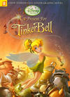Cover for Disney Fairies (NBM, 2010 series) #6 - A Present for Tinker Bell