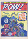 Cover for Pow! (IPC, 1967 series) #20