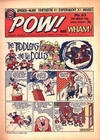 Cover for Pow! and Wham! (IPC, 1968 series) #63