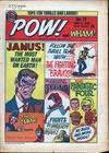 Cover for Pow! and Wham! (IPC, 1968 series) #72