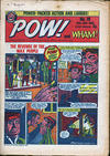 Cover for Pow! and Wham! (IPC, 1968 series) #78