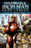 Cover for Invincible Iron Man (Marvel, 2008 series) #506