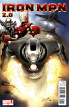 Cover for Iron Man 2.0 (Marvel, 2011 series) #7.1