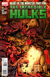 Cover for Incredible Hulks (Marvel, 2010 series) #634 [Direct Edition]