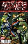 Cover for Avengers (Marvel, 2010 series) #16