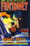 Cover for Fantomet (Semic, 1976 series) #12/1986