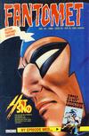 Cover for Fantomet (Semic, 1976 series) #18/1986
