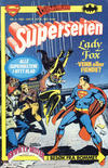 Cover for Superserien (Semic, 1982 series) #4/1982