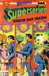 Cover for Superserien (Semic, 1982 series) #19/1982