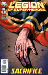 Cover for Legion of Super-Heroes (DC, 2010 series) #16 [Direct Sales]