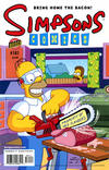 Cover for Simpsons Comics (Bongo, 1993 series) #181
