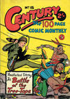 Cover for Century, The 100 Page Comic Monthly (K. G. Murray, 1956 series) #15