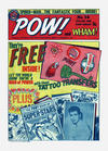 Cover for Pow! and Wham! (IPC, 1968 series) #54