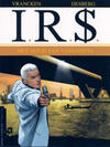 Cover for I.R.$. (Le Lombard, 1999 series) #13 - Het goud van Yamashita