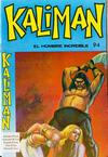 Cover for Kaliman (Editora Cinco, 1976 series) #94