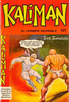 Cover for Kaliman (Editora Cinco, 1976 series) #141