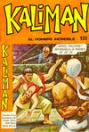 Cover for Kaliman (Editora Cinco, 1976 series) #155