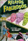 Cover for Relatos Fabulosos (Editorial Novaro, 1959 series) #54