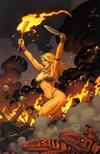 Cover for Jungle Girl (Dynamite Entertainment, 2007 series) #5 [Frank Cho Virgin Art Variant]
