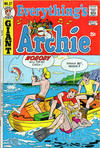 Cover for Everything's Archie (Archie, 1969 series) #27