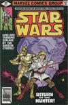 Cover for Star Wars (Marvel, 1977 series) #27 [Direct Edition]