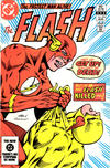 Cover for The Flash (DC, 1959 series) #324 [Direct Edition]