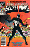 Cover Thumbnail for Marvel Super-Heroes Secret Wars (1984 series) #8 [Newsstand Edition]