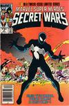 Cover for Marvel Super-Heroes Secret Wars (Marvel, 1984 series) #8 [Newsstand]