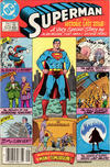 Cover for Superman (DC, 1939 series) #423 [Newsstand]