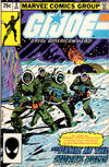 Cover Thumbnail for G.I. Joe, A Real American Hero (1982 series) #2 [Second Print]