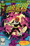 Cover for Daredevil (Marvel, 1964 series) #169 [Direct Edition]