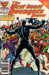 Cover Thumbnail for The West Coast Avengers Annual (1986 series) #1 [Newsstand]
