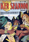 Cover for Ken Shannon (Bell Features, 1952 series) #4