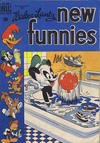Cover for Walter Lantz New Funnies (Wilson Publishing, 1948 series) #157