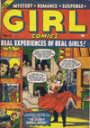 Cover for Girl Comics (Bell Features, 1949 series) #8