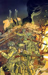 Cover for Brothers in Arms (Dynamite Entertainment, 2008 series) #1 [Davide Fabbri Virgin Art Incentive]