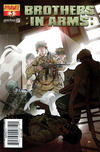 Cover for Brothers in Arms (Dynamite Entertainment, 2008 series) #3 [Cover A]