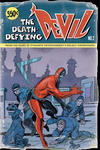 Cover Thumbnail for Death-Defying 'Devil (2008 series) #2 [George Tuska]
