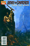 Cover for Army of Darkness (Dynamite Entertainment, 2007 series) #1 [Blood Red Foil]