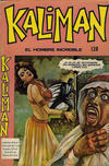 Cover for Kaliman (Editora Cinco, 1976 series) #128