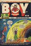 Cover for Boy Comics [Boy Illustories] (Superior Publishers Limited, 1948 series) #46
